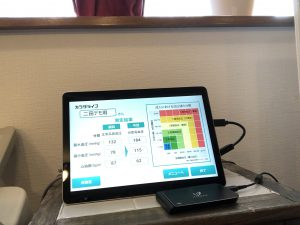 介護デイサービスにICカード導入。データが介護ソフトへ自動送信します。
